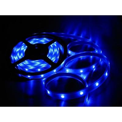 Taśma niebieska 5050 wodoodporna  1m