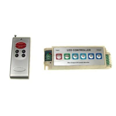 KONTROLER LED RF 6 PRZYCISKÓW