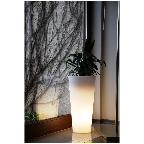 Donica VENUS  LED - świecąca 70 m
