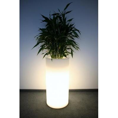 Donica HEBE 70cm świecąca