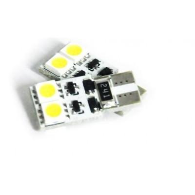 Żarówka samochodowa LED 4 diody