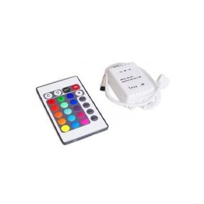 Kontroler RGB 24 przyciski 72W