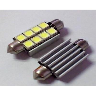 Żarówka samochodowa LED 4W 8 led