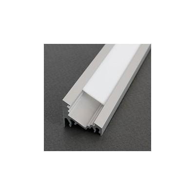 Profil LED Aluminiowy Corner to taśma led z przesłoną
