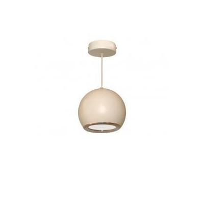 Lampa wisząca LED 12W biała kula