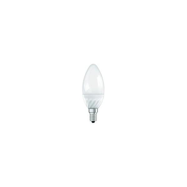 Żarówka LED - 2W E14 ciepły biały płomień świeczki