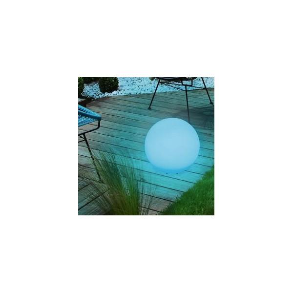 """Kula LED 20cm świecąca kolorowo - kolekcja """"Italy"""""""