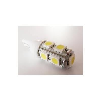 Żarówka LED Samochodowa / 9 diod/ 2,16 W