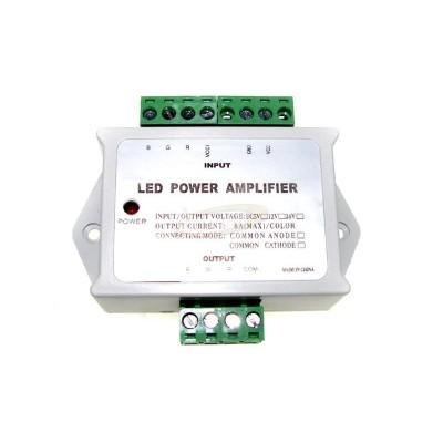 Wzmacniacz LED RGB 24A
