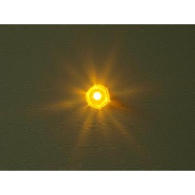 Końcówka akrylowa gwiazdka