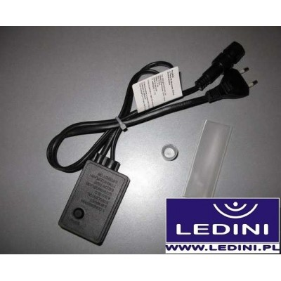 Kabel zasilający EKOLINE - IP20 z programatorem