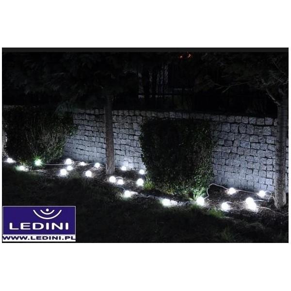 Ogrodowe Kule Led Do Podświetlenia Ogrodów świecąca Girlanda Sznur 40szt Ledgliwicepl