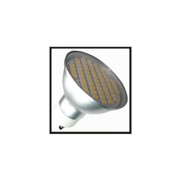 Żarówka LED Gu10 4W biała zimna