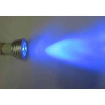 Kolorowe żarówki LED