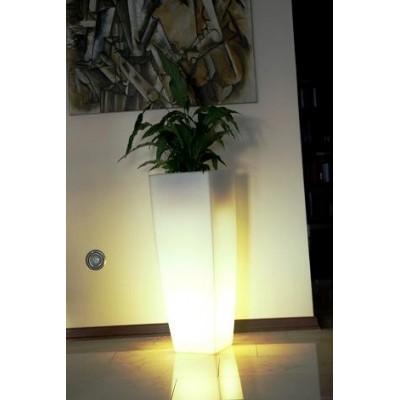 Donica JUNO  LED - świecąca 75cm