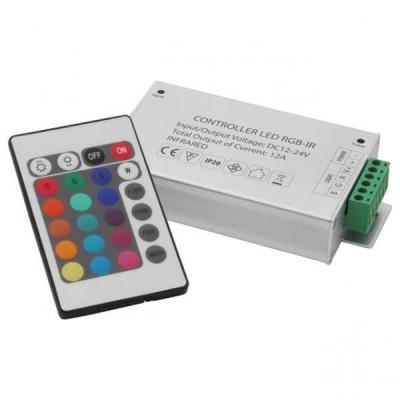 Kontroler RGB IR24 144W