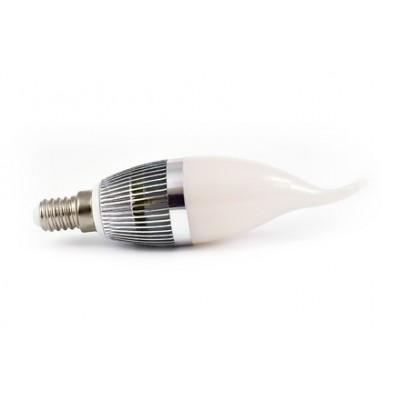 LED Żarówka Świeca E 14/500LM/5W