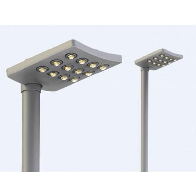 Lampa parkowa 60W z masztem 3metry