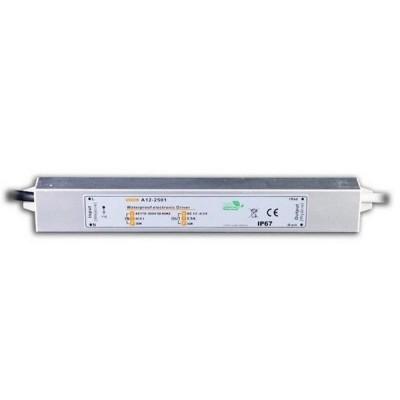 05. Zasilacz LED impulsowy 30W  IP67