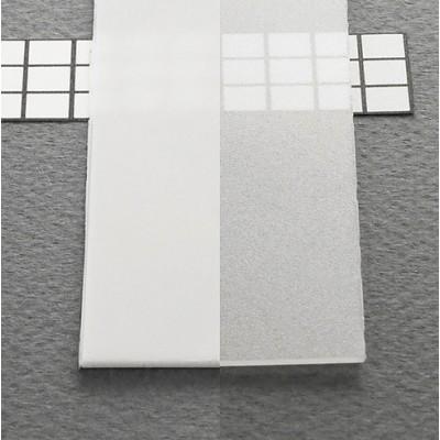 110. Przesłonka mleczna do profili typu EKSTRA 2mb