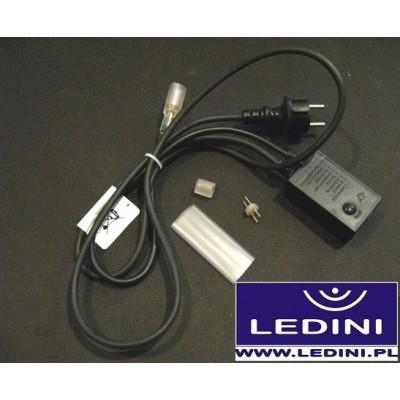 Kabel zasilający IP44 z programatorem