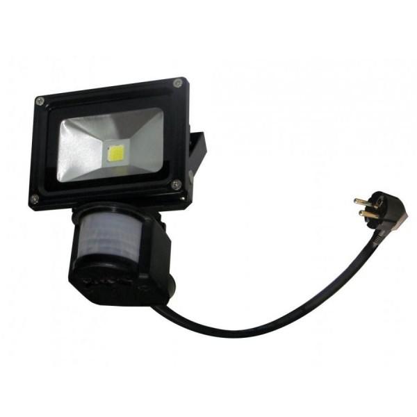 Naświetlacz LED 10 W PIR