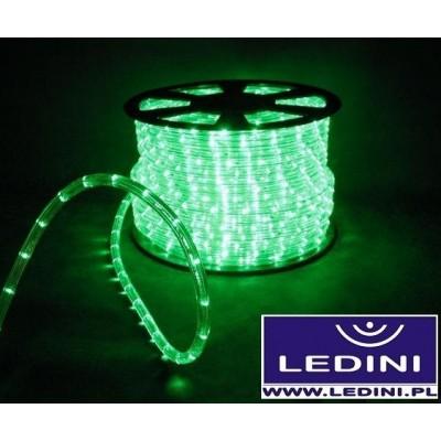 Wąż świetlny - ZIELONY LED- 1mb